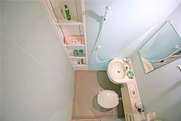 卫生间装修不贴瓷砖,现在流行用这个
