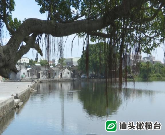 揭阳西淇村不仅面堂风景如画 还有一座婆祠……