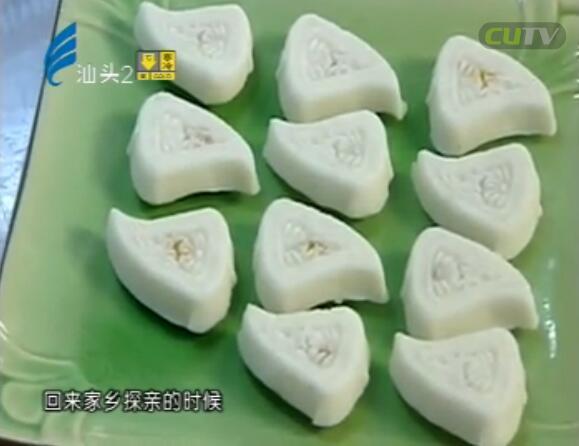 姜薯甜汤吉祥意 潮汕过年必备品 2017-02-23