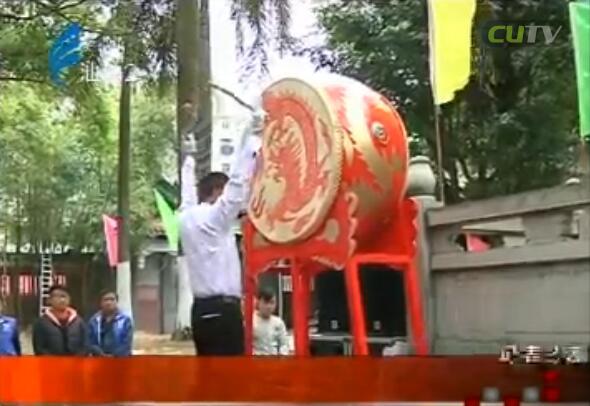 民俗公祭第一天 文明祭扫入人心 2017-3-25