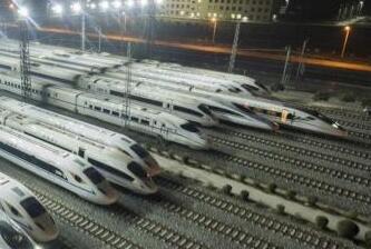 """中国高铁""""高歌猛进"""" 美媒:加州高铁为何落后那么远?"""