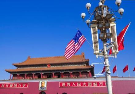 """超三成受访者称中国是""""新领导力量"""" 美全球声望史上最低"""