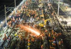 新建南龙铁路接入车站 闽西老区铁路建设大提速