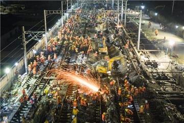 闽西老区铁路建设大提速