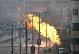 伦敦市中心发生天然气泄漏 约1500人疏散