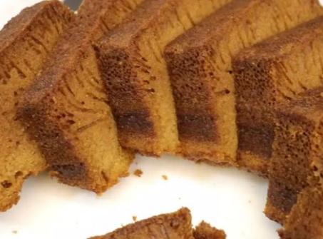 口感柔软味清甜的蜂巢蛋糕,每个气孔都透着你爱它的理由!