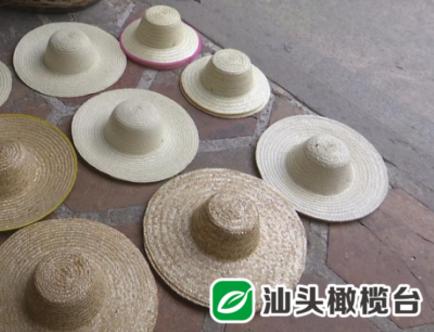 炎炎夏日 看普宁市溪南村民如何制作绝佳防晒利器