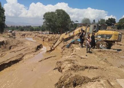 甘肃临夏暴洪灾害已致12人遇难4人失踪