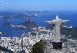 通讯:巴西渐成中国游客新宠