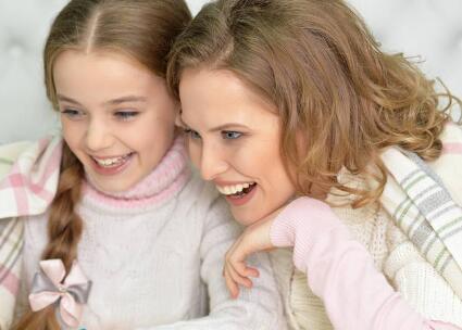 研究说女儿是否长寿与母亲关系更大