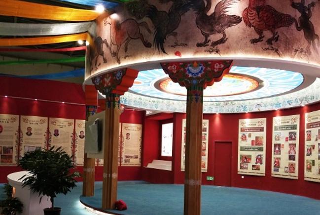 第四届中国西藏旅游文化国际博览会开幕
