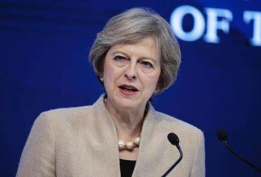 """英首相寄望爱尔兰解""""脱欧""""僵局 爱尔兰反应冷淡"""