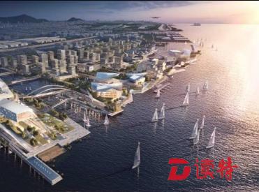 打造开放共享的蓝色产业空间, 粤港澳大湾区核心将崛起海洋新城