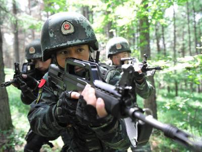 河南公布反恐典型案例 一居民微信群发暴恐音视频被拘