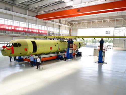 国产新舟系列飞机累计交付109架