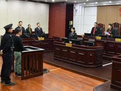 南昌红谷滩杀人案被告人一审获死刑 当庭表示上诉