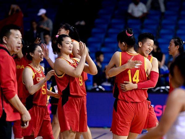 中国获奥运女篮资格赛举办权 中国女篮将争夺东京奥运入场券