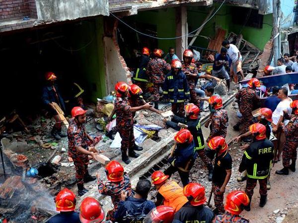 孟加拉国燃气爆炸致7人死亡
