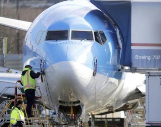 又停飞一架 韩国11架波音737NG飞机出现机体裂缝