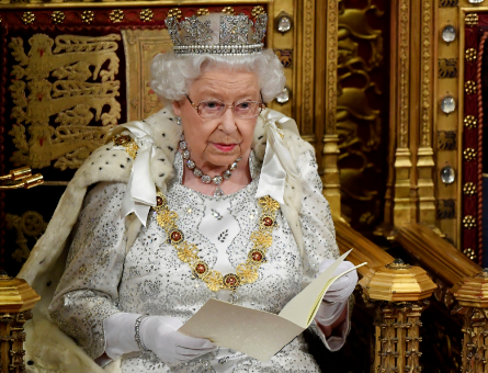 2個多月來第2次,英女王19日將公布新政府施政大綱