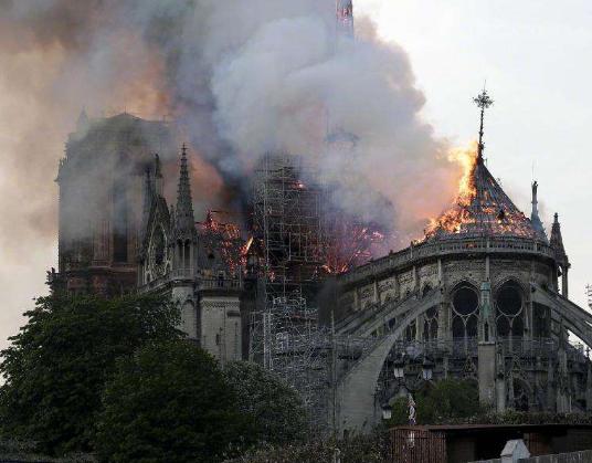 法國多城市后悔援助巴黎圣母院 擬撤銷捐款承諾