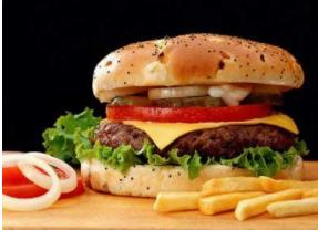 想放縱一下? 壓力大時吃垃圾食品更易變胖!