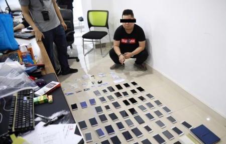 广东警方四个月抓获网络违法犯罪嫌犯1.5万余名