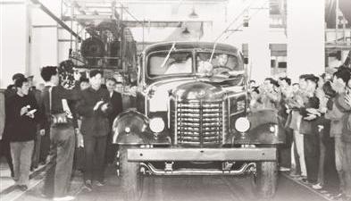 第一批國產汽車誕生