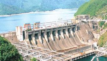 新安江水電站:一湖碧水 千億能量