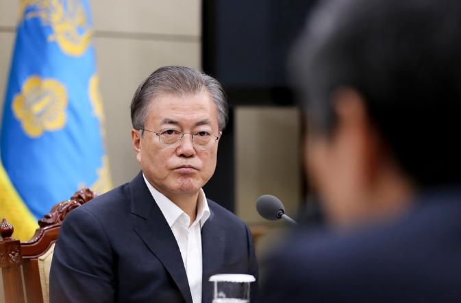 军情不再共享 韩日升级对抗