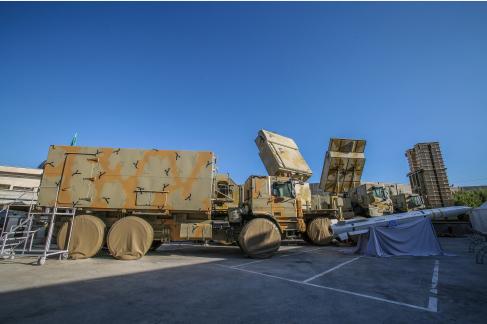伊朗展示国产机动防空系统 性能可媲美俄制S-300