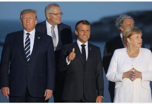 G7峰會眾生相:意外來客與被缺席者,折射成員國分歧