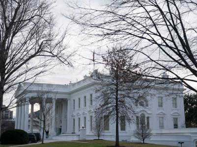 白宫考虑取消中美间所有航班