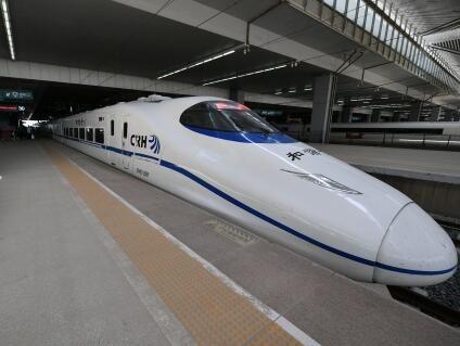 西银高铁首次全线试车 开通后银川到西安仅需3小时
