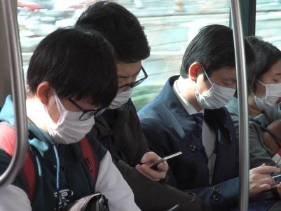 为防控新冠肺炎疫情 东京都拨款401亿日元应对