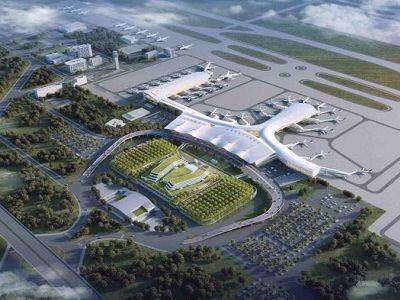 揭阳潮汕机场航站区扩建工程开工 满足航空增长需求