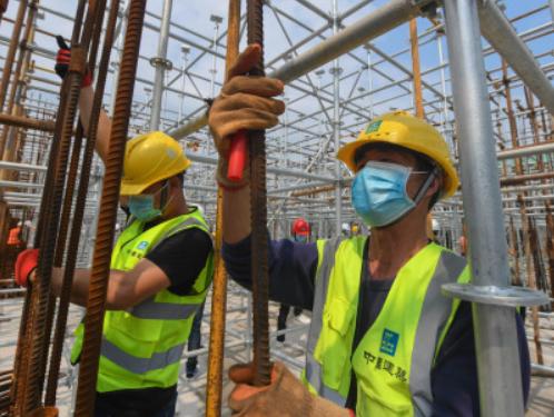 湖北全省亿元以上项目返岗率72.3%