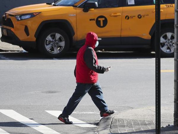 """纽约州确诊超9万例 美国逾30州进入""""重大灾难""""状态"""