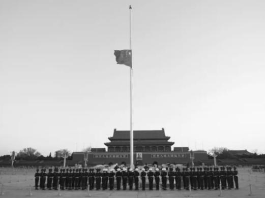 特别直播:深切悼念新冠肺炎疫情牺牲烈士和逝世同胞