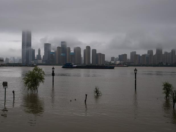 武汉防汛应急响应和排涝应急响应均升至Ⅱ级