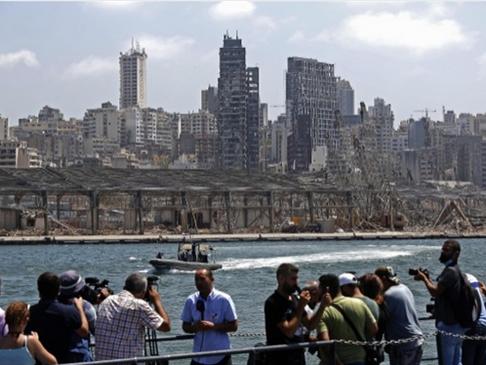 土耳其愿助黎巴嫩重建港口