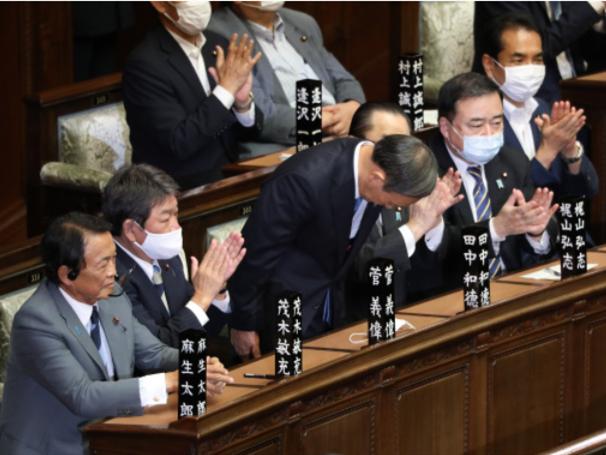 日本首现国会议员确诊病例