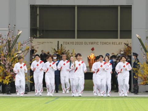 日本鹿儿岛6名奥运火炬传递工作人员新冠检测呈阳性