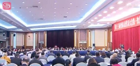 广东代表团深入学习领会习近平总书记重要讲话精神